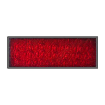 Vörös Transzparens Tűzzománc Festék