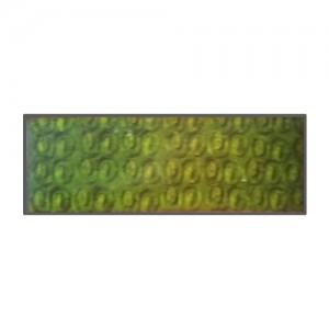 Mohazöld Transzparens Tűzzománc Festék