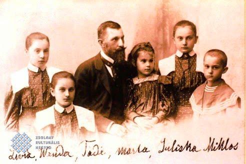 Zsolnay család