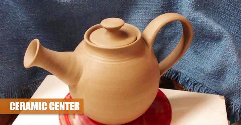 Teáskanna Készítése | Korongozás