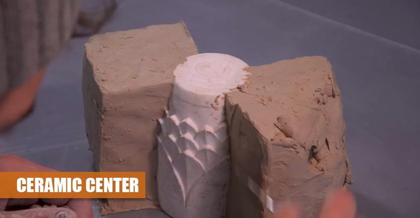 4 Darabos Gipsz Öntőforma Készítése | Öntés