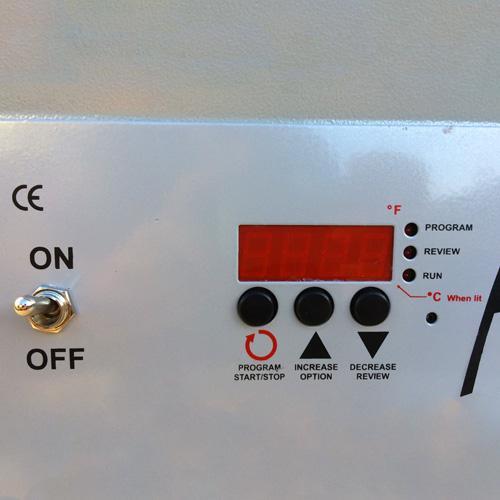 PRO7/PRG Elektromos Kemence