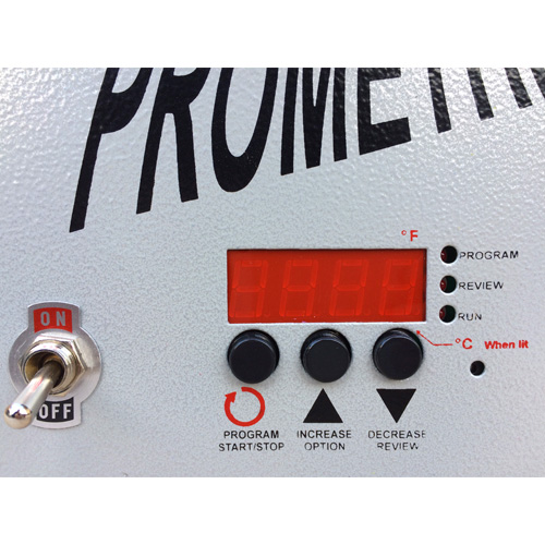 PRO1/PRG Elektromos Kemence